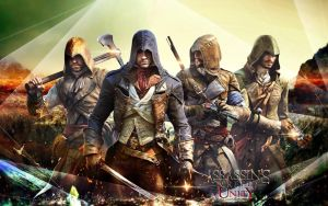 Assassin creed Unity by Jover-Design