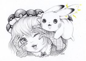 Pikaboo by camilladerrico