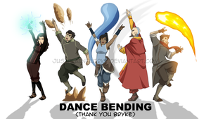 Legend of Korra Tribute by justplainquirky