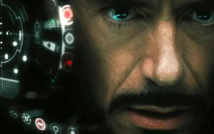 Iron Man 2 - Tony Stark by nicojan