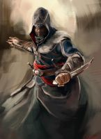 Ezio Revelations by Namecchan