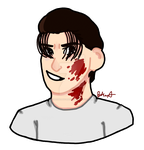 Trash King billy loomis by GreenDayFanGirl