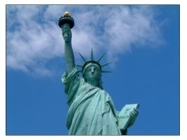 Statue Of Liberty by hh