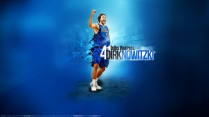 Dirk Nowitzki with J1897 by Orzeu