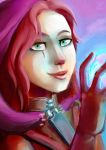 Imoen by Quarval