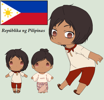 Hetalia OC - Philippines by MapleBeer-Shipper