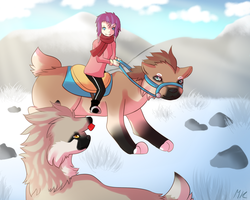 RoK: Catch the toko! by Lizzara