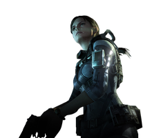 RE Revelations PS3 Render by Corvasce1982