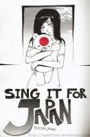 Sing it for Japan by OpaliChan