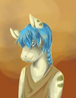 Speedpaint: Kenji by mouseymachinations