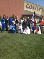 Axis Powers at Colossalcon 2012 by Akatsuki-Leader2012