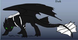 Darks dragon reference by Cool-Ally