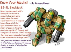 Know Your Mechs 4 by Prime-Mover