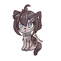small kitty by 6oytoy