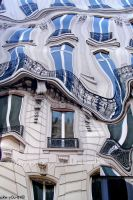 Somewhere in Paris by Alexandre-Bordereau