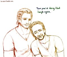 [Hiddlesworth] If only for a little while by krusca