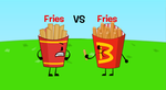 Fries Vs Fries by Thegreenskyofbfdi