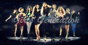 Girls Generation Wallpaper by ayesi