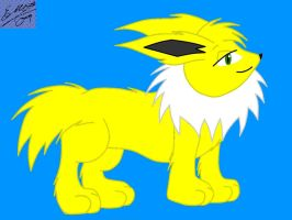 AR: Jolteon by Marquis2007