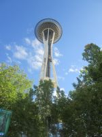 Space Needle by eon-krate32