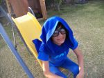 John Egbert Cosplay by RawrDoki