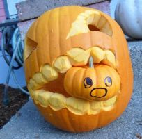 Cannibal Pumpkin 2011 by doganie