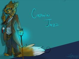 The Captain: Full drawing by Woods-Of-Lynn