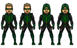 Green Arrow by Rated-R4-Ryan