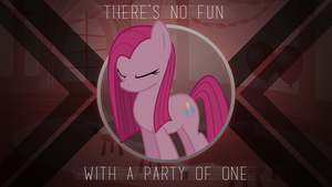 Wallpaper - Party of One by RDbrony16