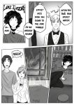 The Mists (page 34) (read right to left) by AlexandeNight