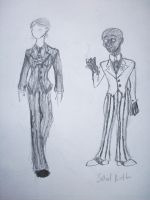 Business suit and Soul Brother by Sahkmet