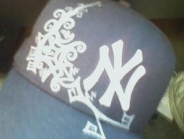 Yankees Tribal 4 by FunkyNotAJunky