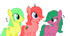 MLP Auction 1 Closed ^^ by JewelThePonyLover12