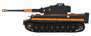 Panzer VI Tiger Core Edition by The-Cheeze-Ity