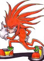 Evil Knuckles by Dokuro