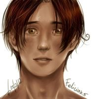 Dreamy eyes by AkariMarco