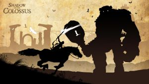 Shadow Of The Colossus: Valus by uLtRaMa6nEt1cART