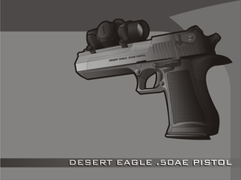 Desert Eagle 0.50AE by DanMed