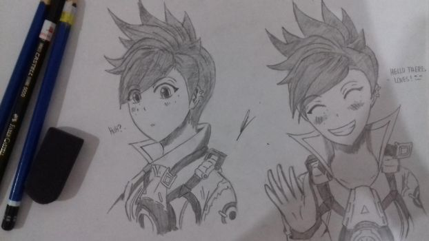 Overwatch Tracer by ULGerard