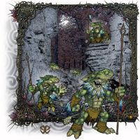 The Goblins Advance final Illustration by Revelationchapter9