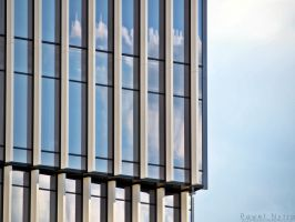 Silver Tower Center by COREnick