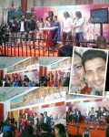 Meet and Greet Mahabharat2013 on ANTV at Jakarta by seawaterwitch