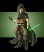 StarWars Revisited: Luke by COLOR-REAPER