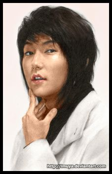 colored Lee Jun ki by imuya