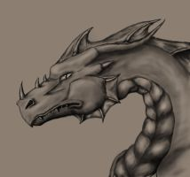 Dragon by Aisling88