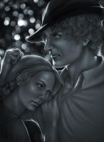 Gone - Just a dance by Ingvild-S