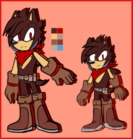 Vex The Tenrec Ref by Maddzee
