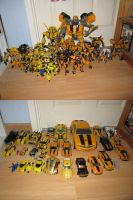 All Those Bumblebees... by KrytenMarkGen-0