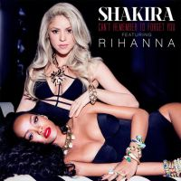 Shakira-Can't Remember To Forget You (ft. Rihanna) by LiilyBravo