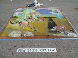 Chalk Art by kkrex